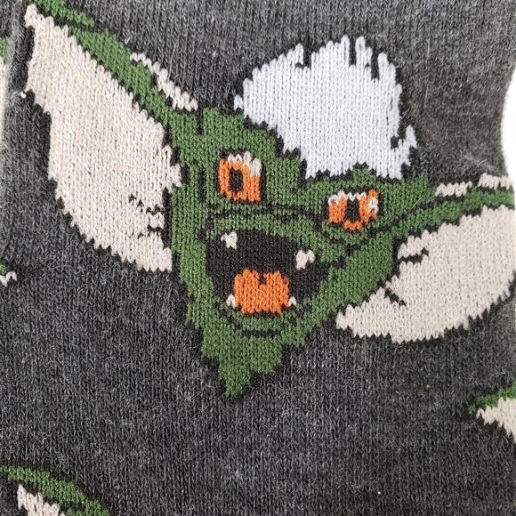 Warner Bros. Other - Gremlins mens crew socks